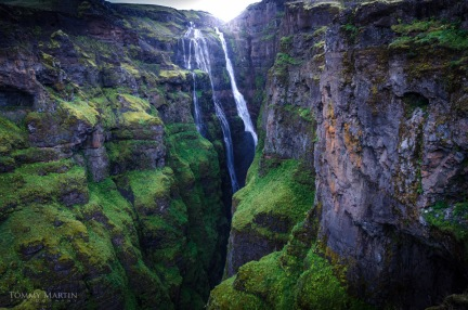 Glymur Foss, Iceland
